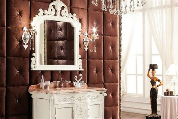 欧凯莎浴室柜雕刻