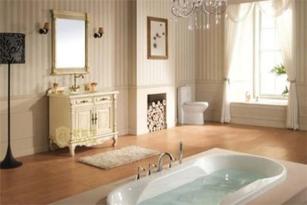 欧凯莎浴室柜放镜子