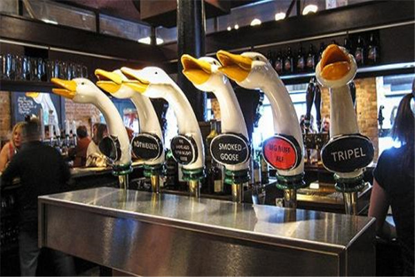 美国米勒啤酒餐厅