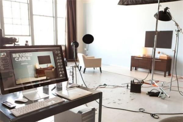 可可映画摄影工作室电脑