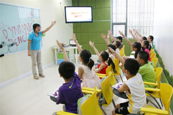 燕郊儿童英语培训课堂