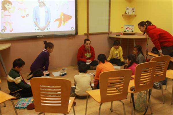燕郊儿童英语培训学习