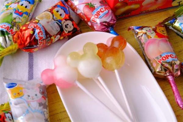米奇棒棒糖分享