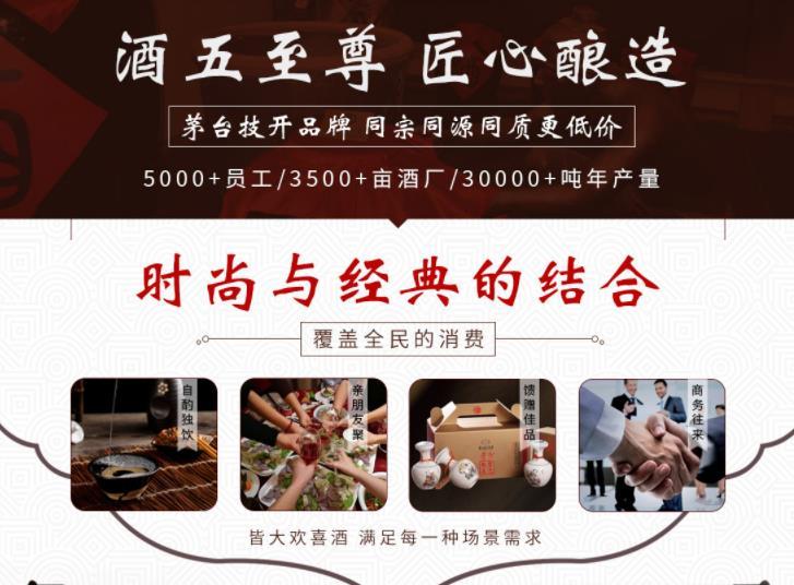 贵州茅台酒加盟