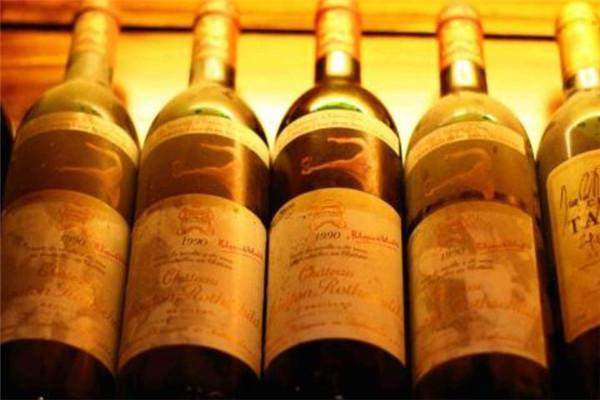 密洛陀葡萄酒收藏