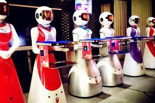 乐源智能机器人加盟