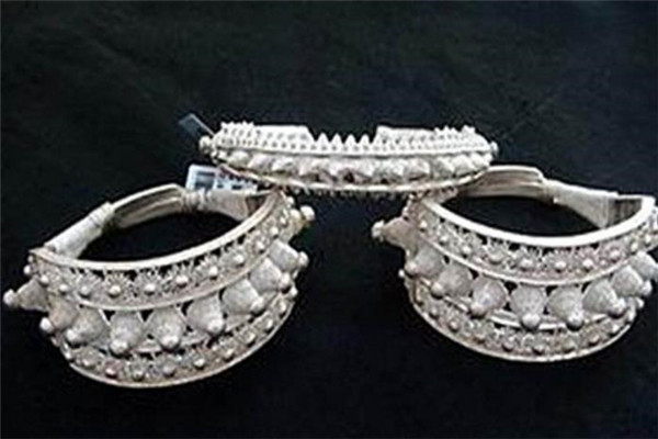 苗妹銀飾傳統銀飾