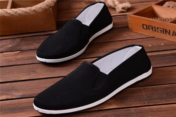 御福轩老北京布鞋黑色