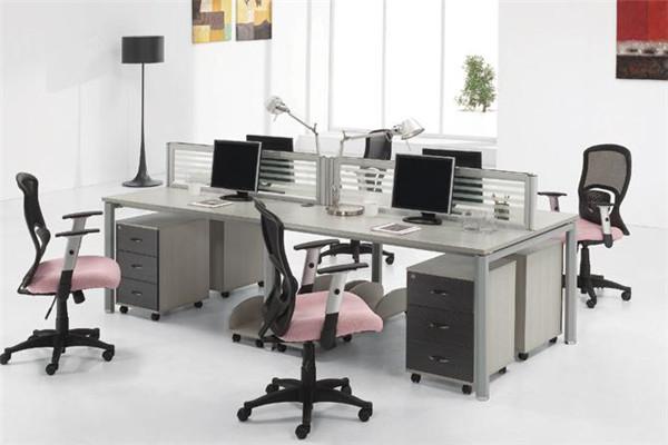 立而美办公家具办公桌