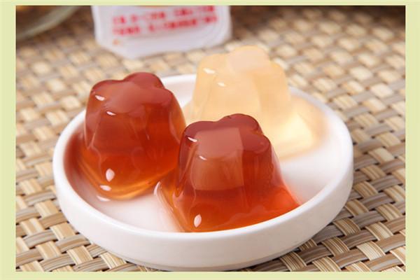 盛香珍果凍