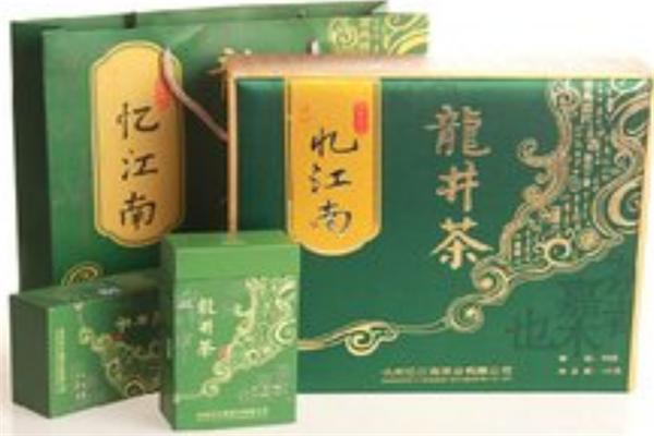忆江南龙井茶