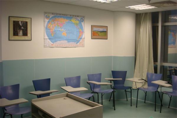 新梦想英语培训学校环境