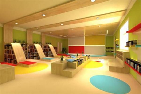 启思顿国际幼儿园教室