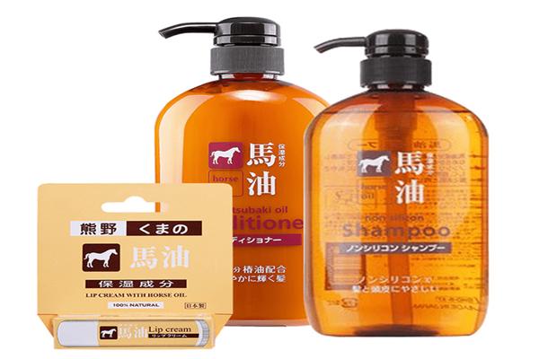 熊野洗發水洗護套裝