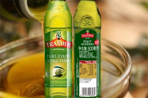 特迷尔橄榄油正反