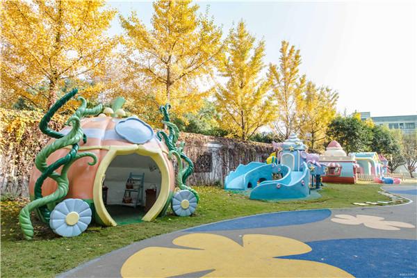 吳甸園幼兒園娛樂設施