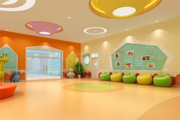 齐河幼儿园教室