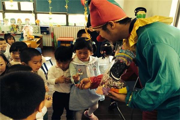 博申幼儿园活动