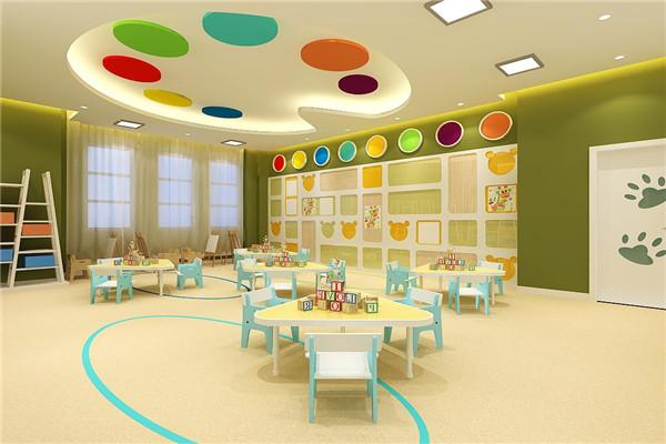 愛都國際幼兒園環境