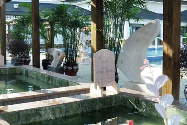 運河苑溫泉水世界加盟