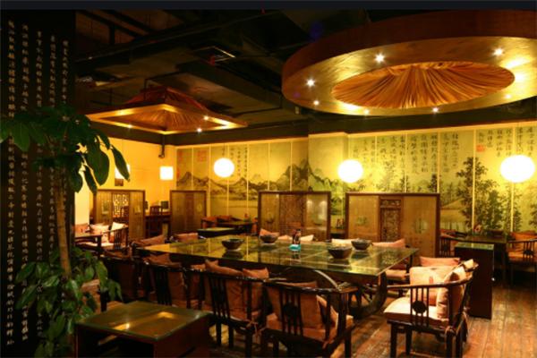 天合恒美餐饮餐厅