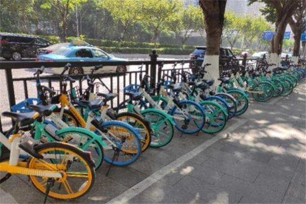 好易骑共享单车方便