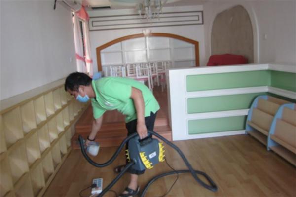 绿居然室内空气治理