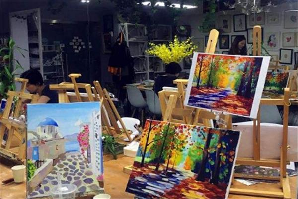 米羅畫室美麗