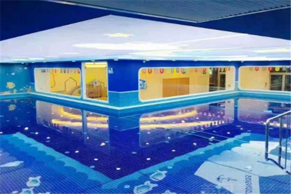 卡樂吉親子遊泳俱樂部幹淨