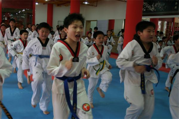 道艺跆拳道馆推广