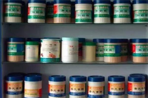 显达食品添加剂产品
