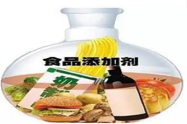 显达食品添加剂招牌