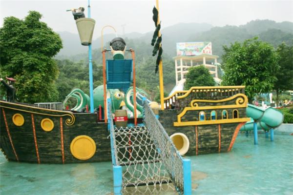 清泉灣水上樂園