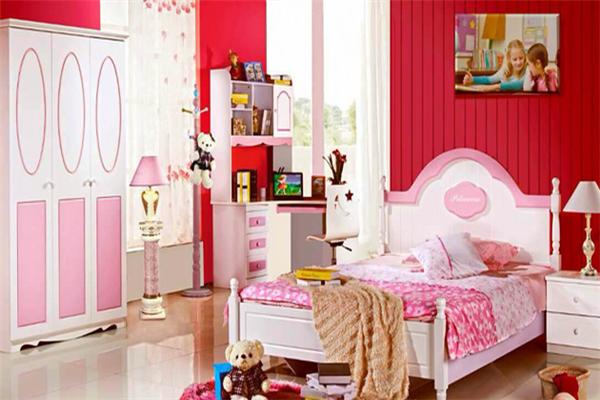 青春之家兒童家具特點