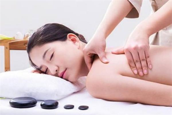 韓式纖妮有助于調節體脂按摩