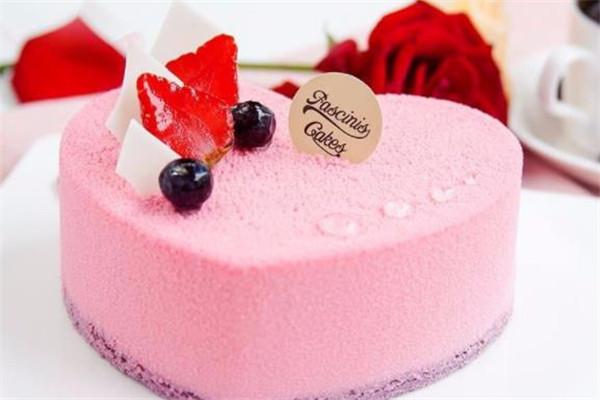 法西妮蛋糕美味