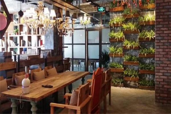藝術+春園咖啡西餐廳門店