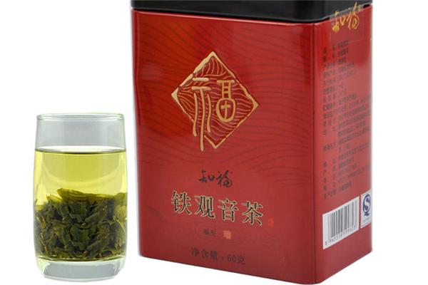 知福铁观音茶