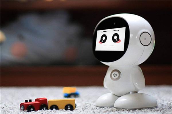 中鸣教育机器人