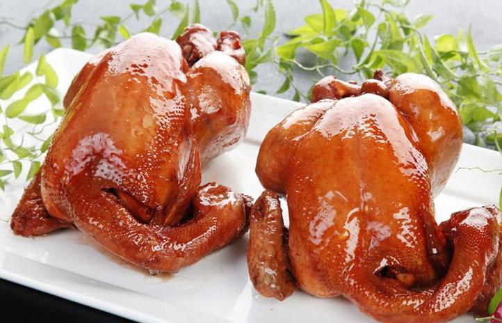 周记熟食烤鸭