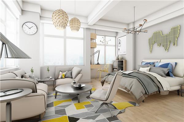 寓多多公寓环境