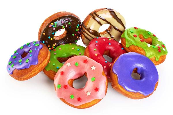 老爹甜甜圈店加盟