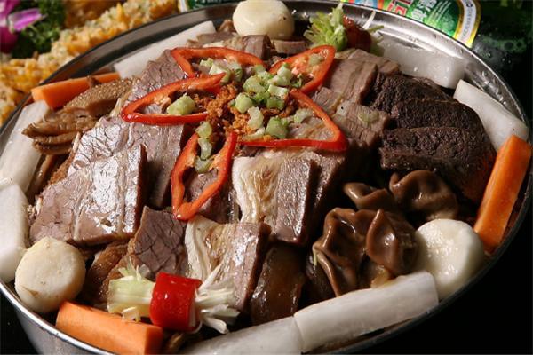 源泰丰牛肉美味