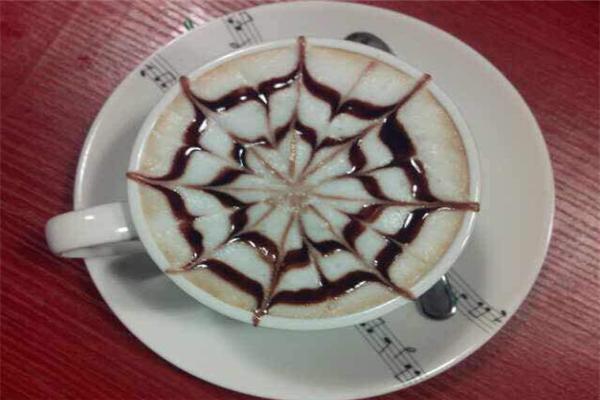 起点咖啡盘子