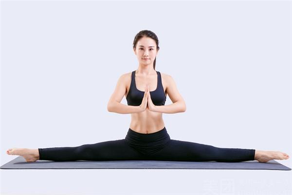 Wake瑜伽招牌