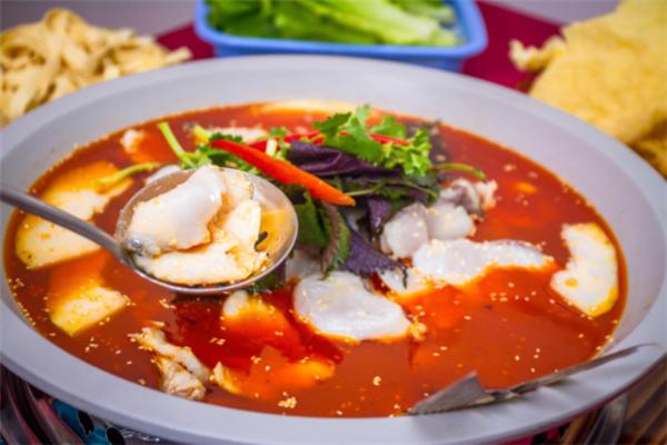 川湘粵菜石鍋魚鮮美