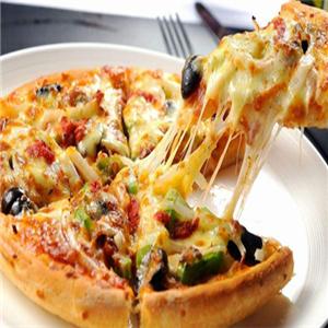 巴贝拉比萨美味