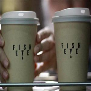 FISHEYE鱼眼咖啡招牌