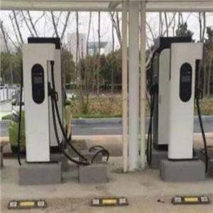 充滿電充電樁