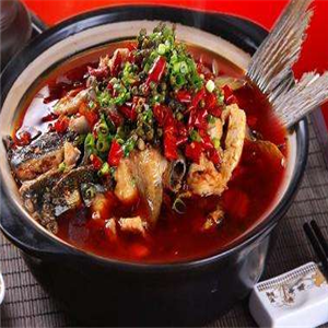 太子鱼府养生锅红油